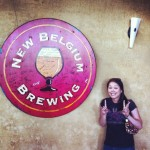 Stop #12 - New Belgium Brewing