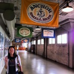 Stop #4 - Anchor Brewing