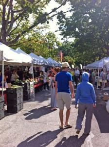 Washington Park Sunday Market