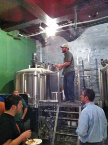 Jeff O'Neil on the New Brewing Deck