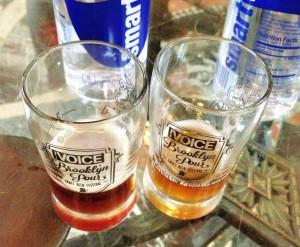 2012 Brooklyn Pour Glassware