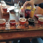 Taster Flights at Oskar Blues