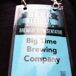 Representing Big Time Brewery