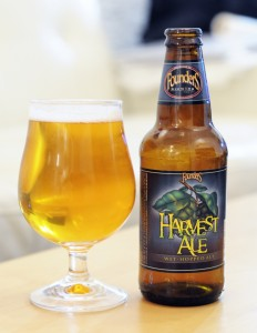 2012 Founder's Harvest Ale
