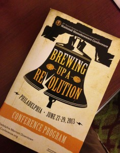 Brewing up a Revolution