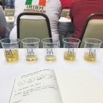 Pat Fahey of Cicerone gave a great talk about recognizing off-flavors in beer.