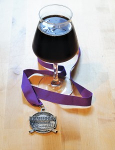 Eisbock: Silver Medal in Category 5 Bock at the final round of the 2015 National Homebrew Competition
