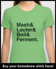 Mash & Lauter & Boil & Ferment