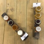 Tasting Flights at Kane Brewing Company
