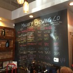 Magnify Brewing Co. Taplist