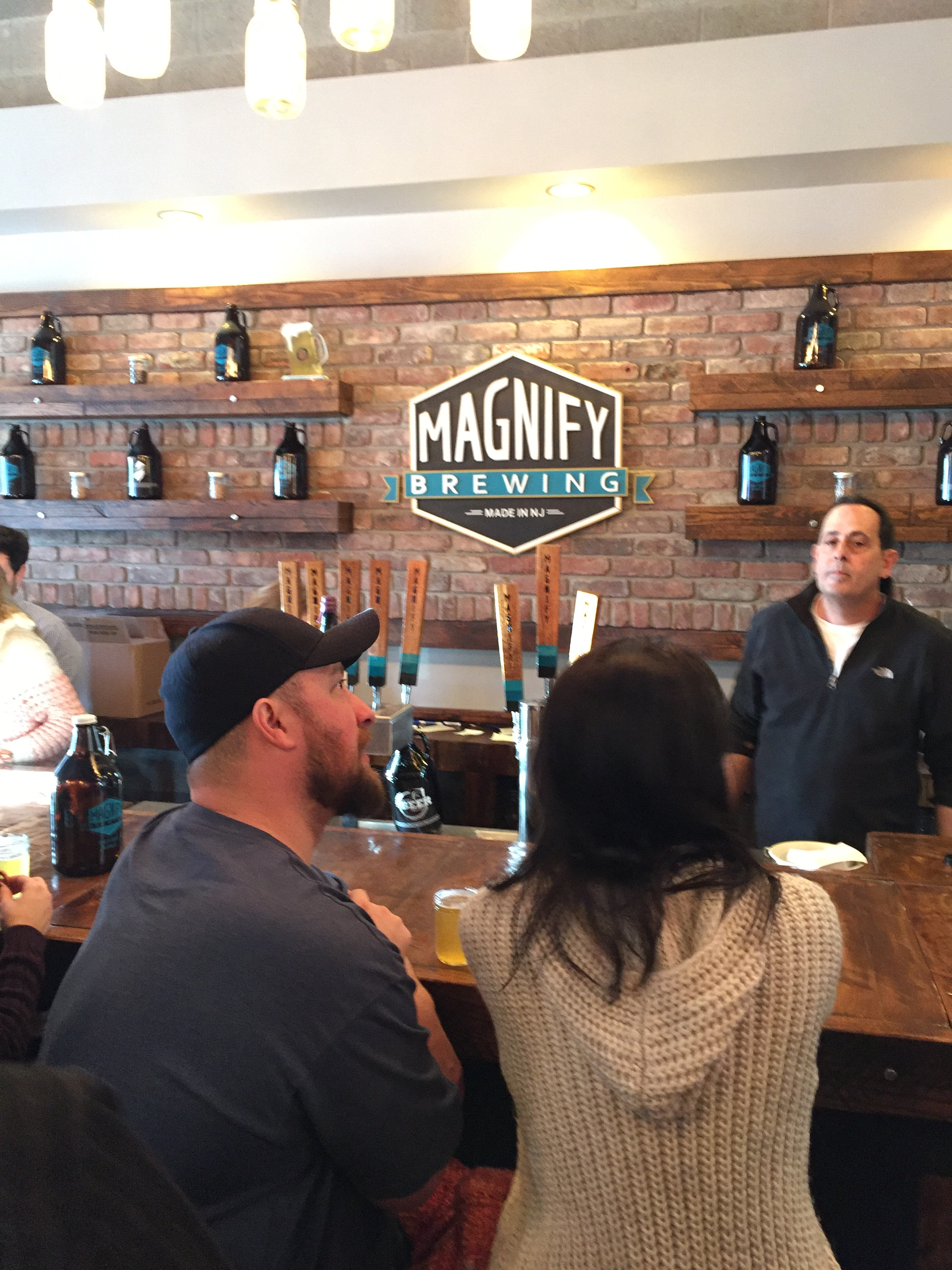 Magnify Brewing Co. Tasting Room