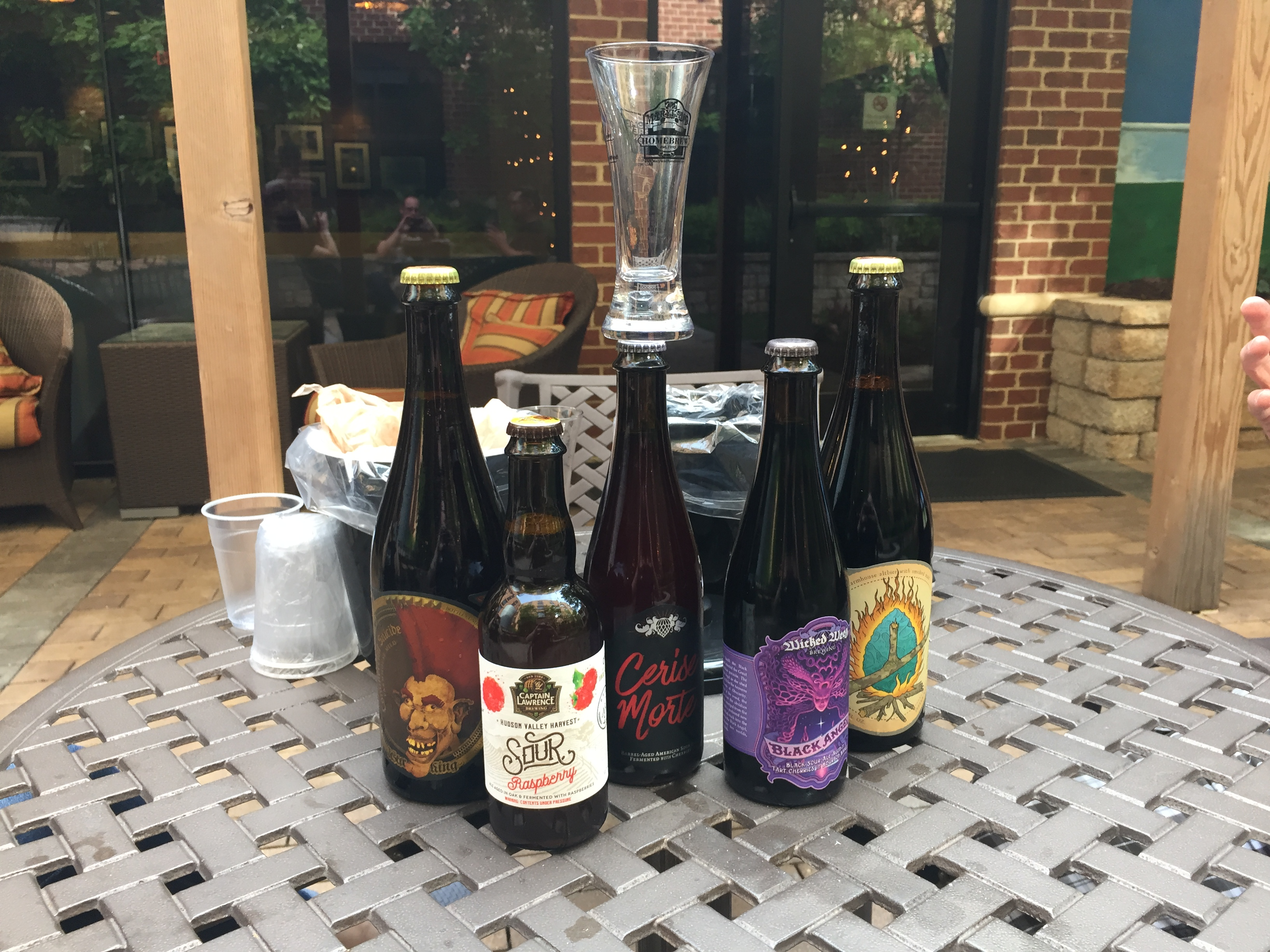 Extracurricular Sour Beer Tasting