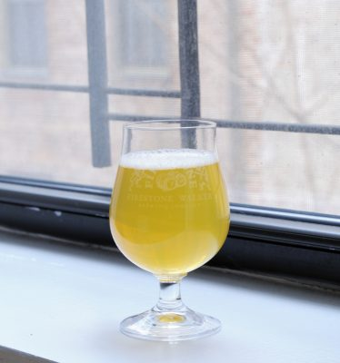 Sour Blond with Apricots